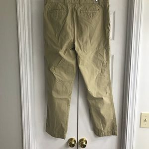 Tommy Hilfiger Men's 32/30 Khaki Dress Pants